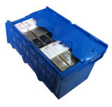 Storage Plastic Container, Green Container (PK5332)