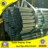 Q195 Q235 1/2′′-4′′ Pre Galvanized Scaffolding Tube
