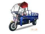150cc Five Wheel Motorcycle/Cargo Tricycle with Front Disc Brake (TR-18)