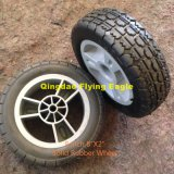 "8 Inch 8""X2"" Solid Powder Rubber Wheel"