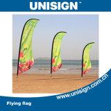 Unisign Hot Selling Beach Flag with Pole (UBF-A, UBF-B, UBF-C)