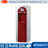 Compressor Cooling Hot and Cold Freestanding Drinking Fountain/Water Dispenser