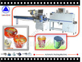 Plastic Cups Automatic Shrink Wrapping Machine (SWC-590+SWD-2000)