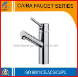 New Design Single Handle Brass Basin Faucet