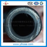 Wire Reinforced Hydraulic Rubber Hose Pipe 4sh