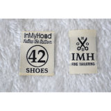 China Hangzhou Woven Labels for Shoes/Garment/Clothing