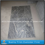 China Juparana /Golden Wave Granite Stone Paving Shower Flooring Tiles