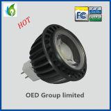 MR16 8W LED Spot Light with CRI80 and AC/DC12V