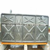 Water Treatment/ Galvanized Steel Panel Molded Water Tank