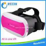 Colors All-in One Vr Virtual Reality 3D Glasses for Moives