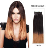 Wholesale Price No Shedding No Tangle Remy Human Hair Double Sided New Tape Hair Extension