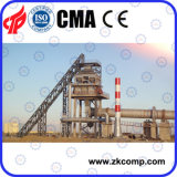 Efficient Magnesium Oxide Rotary Kiln with High-Grade Preheater