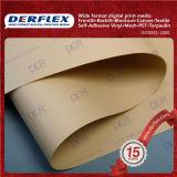 Blue 750GSM PVC Heavy Duty Panama Weave Tarpaulin, Tarpaulin PVC Coated Fabrics PVDF Tent