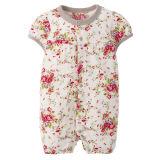 New Design Bamboo Fiber Soft Baby Romper/Bodysuit