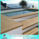 Bamboo Decking Outdoor Strand Woven Heavy Bamboo Flooring Villa Room 25