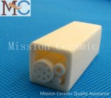 Alumina Round Single Bore and Double Bore Ceramic Tube