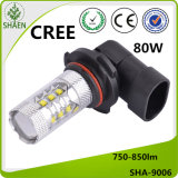 CREE LED Car Light, Fog Light 80W White 750-850lm 12-24V