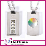 Hot Sale Stainless Steel Quantum Energy Pendant