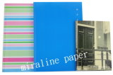 A4 Assorted Design Hardcover Notebook