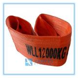12t Polyester Webbing Sling ISO4878/En1492-1/Asme B30.9