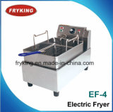 Stainless Steel Electric Deep Fryer for Restaurant