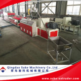 PVC Wood Plastic WPC Profile and Board Extruder Production Extrusion Line