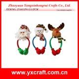 Christmas Decoration (ZY16Y179-1-2-3 27CM) Bulk Christmas Headband Direct Sale