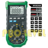 4000 Counts Digital Multimeter with Temperature (MS8268)