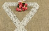 4.3cm Rhombus One-Side Lace for Garment Accessories