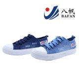 Fashion Washed Denim Upper Canvas Shoes Bf170125