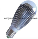 9W High Lumen LED Globe Bulb E27 Globe 9PCS