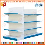 Double Side Gondola Shelf with End Cap Display Fixtures (Zhs326)