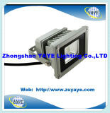 Yaye 18 Hot Sell COB 10W LED Wall Washer / LED Outdoor Lights / LED Floodlight with Ce & RoHS
