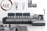 Sectional Fabric Sofa Set