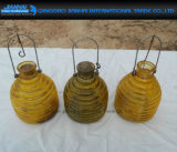 Hanging Yellow Jacket Insect Fly Wasp Trap Catcher Killer