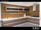 2015 New Welbom High Glossy Modern House Designs Kitchen Cabinet