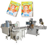 Automatic Tissue Paper Cutting Converting Making Machine