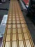 0.125-0.4mm Prime Golden Color Steel Roofing Sheet for Roof Tile