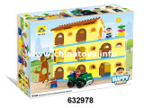 Educational Toy Building Block Game for Children (632978)