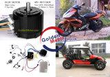 Liquid Cooling 48V/72V/96V/120V 10kw CE High Power Bldcm Kit