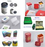 Paper Tea Packing Boxes, Tea Tubes