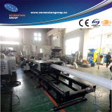 HDPE Double Wall Corrugated Pipe Production Lne