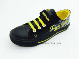 Printed PU Leather Children Fashion Shoes for Boys (ET-LH160280K)