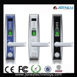 Security Fingerprint Biometric Door Lock with Card, Pin, Password or Key Unlock Way (L4000)