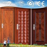 Fire Proof Steel Security Door / Fire Rated Entrance Door