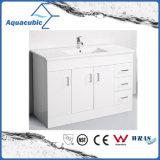 Classic Beautiful High Glossy Finish MDF Bathroom Cabinet Vanity (ACF12046)