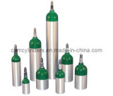 Medical Breathing Oxygen Cylinders (Aluminum Oxygen Cylinders Sereis)