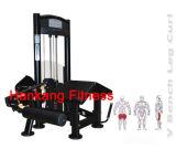 Gym Equipment, Body Building Machine, free weight equipment, Prone Leg Cur -PT-821