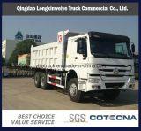 Sinotruk HOWO 6X4 20cbm 371HP 273kw 10 Wheels Dump Truck