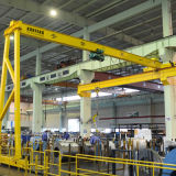 Top Quality Gantry Cranes with CE Certificate Electric Hoist 10ton